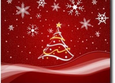 Wesłoych Świąt i Szczęśliwego Nowego Roku